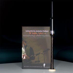 Dudelsack Anfänger Set kaufen (Übungsflöte und Lehrbuch)