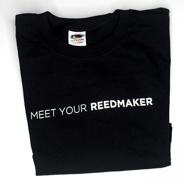 T - Shirt Meet Your Reedmaker, Dudelsack Shirt