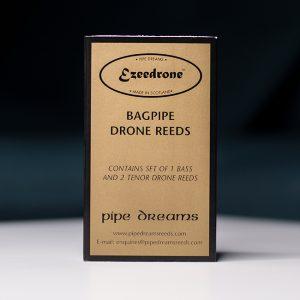 Drone Reeds Dudelsack Bordune Rohrblätter