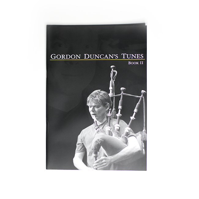 Gordon Duncan Liederbuch 2