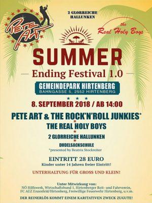 Summer Ending Festival Hirtenberg 2018