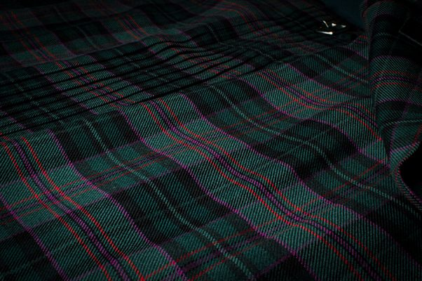 Austrian Piping Society Tartan Kilt