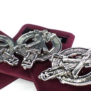 Cap Badge - Abzeichen für Kilt Kopfbedeckung im online Shop kaufen!