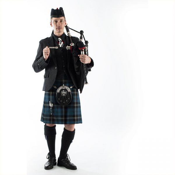 Echten Kilt in Österreich kaufen. Made in Scotland.