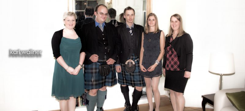 Glenfiddich Piping Gäste 2014