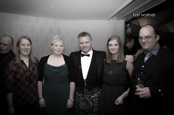 Glenfiddich Piping Ceilidh 2014